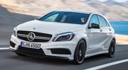 Mercedes A 45 AMG : toutes les infos et les photos officielles