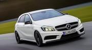 Mercedes AMG A45 2013 : L'Étoile hausse le ton 360 ch et 4 roues motrices