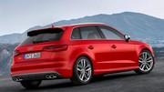 Audi S3 Sportback : 300 ch !
