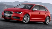 Audi S3 Sportback, break ascendant sport