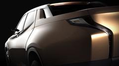 Un pick-up hybride électrique signé Mitsubishi à Genève