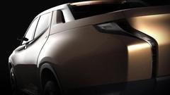 Mitsubishi GR-HEV Concept, l'hybride version pick-up