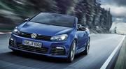 Nouvelle VW Golf R Cabriolet : 265 ch et un prix salé