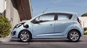 Spark EV : la star électrique de Chevrolet