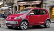 Volkswagen Cross up! : petite baroudeuse des villes