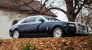 Essai Rolls-Royce Ghost EWB : Ou comment voyager avec son salon