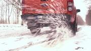 Essai Ford Ranger Wildtrak au quotidien : jour 3, sur nationales enneigées