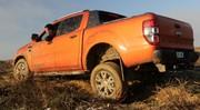Essai Ford Ranger Wildtrak au quotiden : jour 5, de la boue, de l'angle et du croisement de pont