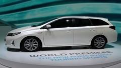 Toyota Auris Touring Sports : nouvelles informations