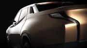 Mitsubishi GR-HEV: le premier pick-up hybride