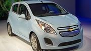 La Chevrolet Spark électrique sera vendue en Europe