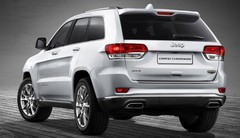Jeep Grand Cherokee : Regard perçant !