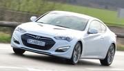 Essai Hyundai Genesis Coupé : moteur !