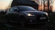 Essai Hyundai Veloster Turbo : Seconde session !