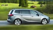 Un nouveau moteur diesel pour l'Opel Zafira Tourer !
