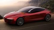 Alfa Romeo Gloria Concept, première image