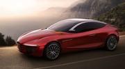 IED Gloria, un concept pour Alfa Romeo