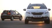 Peugeot 2008, vidéo, photos, moteurs