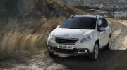 Peugeot 2008 Hybrid Air : le SUV dans l'air du temps