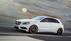 Mercedes Classe A 45 AMG : le choc !