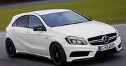 Mercedes A45 AMG : elle change les règles