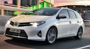 Nouvelle Toyota Auris Touring Sports 2013 : l'alternative et l'hybride