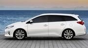 Nouvelle Toyota Auris Touring Sports