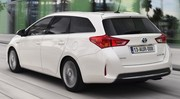 Toyota Auris Touring Sports : Question de coffre