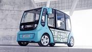 Rinspeed MicroMAX : le mini bus techno et écolo