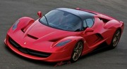 La Ferrari F70 vue par le designer Josiah LaColla