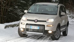 Essai Fiat Panda 4X4 2013 TwinAir 85 ch : tradition respectée