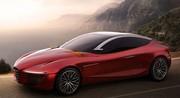 Concept Gloria : des clefs pour le style de la future grande Alfa ?