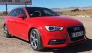 Essai : La nouvelle Audi A3 Sportback à l'épreuve marocaine