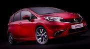 Nissan Note II : Plus audacieux et plus branché