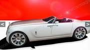Rolls-Royce travaille sur un roadster V16... et sur un SUV!