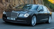 Bentley Flying Spur : fuite de photos officielles