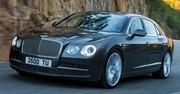 Nouvelle Bentley Continental Flying Spur : Dernière servie