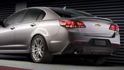 La nouvelle Chevrolet SS interdite en Israël à cause de son...nom