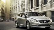 Volvo S60, V60 et XC 60 : le facelift !