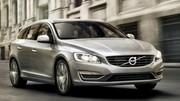 Volvo restyle les S60, V60, XC60, V70, XC70 et S80. Rien de moins