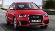 Audi RS Q3 : Place au concret