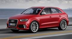 Audi RS Q3 : petit Q survitaminé !