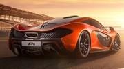 Moteur McLaren P1 : Des chevaux et des watts