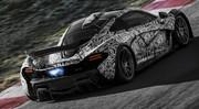 McLaren P1 : puissance démoniaque de 916 ch !