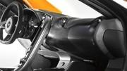 McLaren dévoile l'intérieur de sa nouvelle P1
