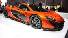 McLaren P1 : 916 ch pour contrer la Ferrari F150