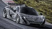 916 ch sous le capot de la McLaren P1