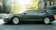 Bentley : la toute nouvelle Flying Spur, nouveau style épuré et élégant