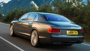 Bentley Flying Spur officielle, ce n'est plus une Continental
