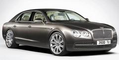 Bentley Flying Spur : changement radical